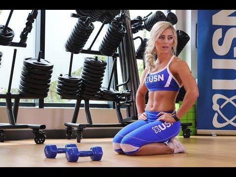 USN Face of Fitness 2018 - Fitness Magazine