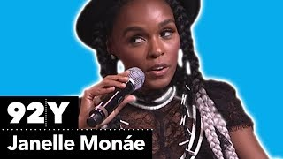 Janelle Monáe on the potential of the 2018 election and the future