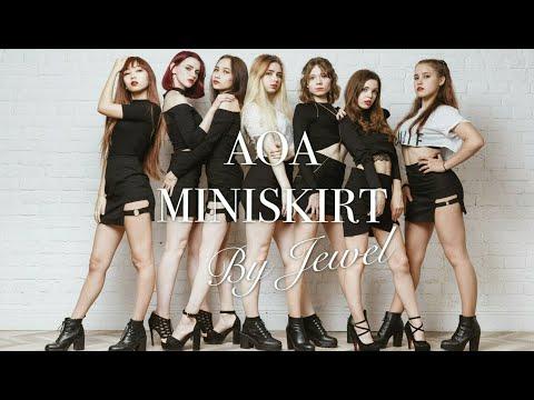 AOA - Miniskirt DANCE COVER BY JEWEL