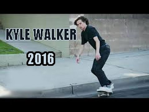 kyle walker skater of the year 2016 best of kyle walker 2016
