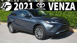 The 2021 Toyota Venza has the DNA of a Legendary JDM icon...
