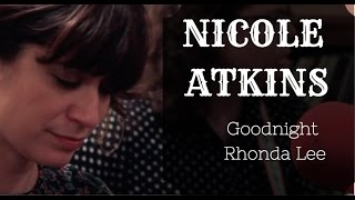 Nicole Atkins - Goodnight Rhonda Lee - Live on Lightning 100, powered by ONErpm.com