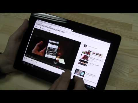 Chrome Browser for Android Beta Tablet Test