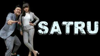 SATRU - Denny Caknan ft Happy Asmara (LIRIK) Official Music Video