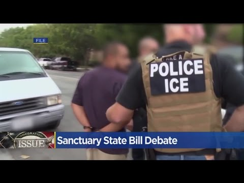 California Sanctuary State Bill Clears Hurdle In Assembly