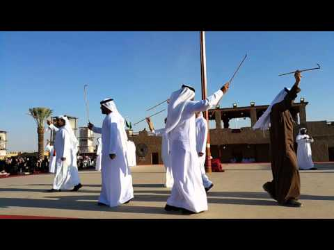 Saudi Janadriyah Festival 2016 in Riyadh, UAE Performance 사우디 축제