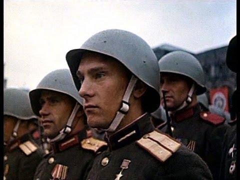 Интересные факты о параде победы 1945 г на Красной площади