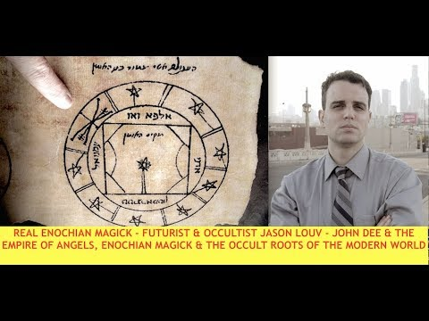 Real Enochian Magick - Matrix Keys That Work - Jason Louv
