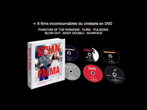 Download Coffret livre / DVD Brian De Palma : teaser