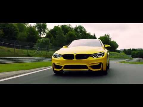 A Look at the BMW M4 CS Powered by Pennzoil® PurePlus® Technology