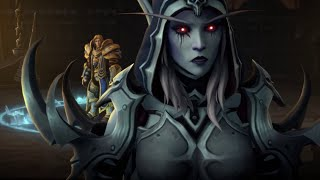 Sylvanas Cinematic Shadowlands
