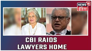 CBI Raids Senior Lawyers Indira Jaising, Anand Grover's Home for 'Violating Foreign Funding Norms'