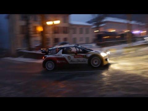 WRC Rallye Monte-Carlo 2013 Best Bits | Pole Position