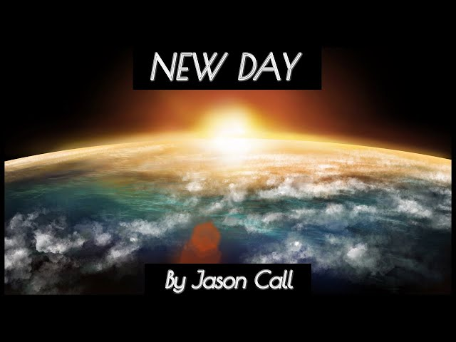Jason Call - New Day (ART MUSIC VIDEO)