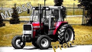 .:Massey Ferguson 255 Premium:. | MF255 | Przerobiona kabina, wspomaganie kierownicy, radio