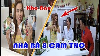 Đột Nhập Nhà Bà 8 Cam Thơ, Phát Hiện Ra Bí Mật Động Trời của A2 Lê Quang ? | Duc Tien Official