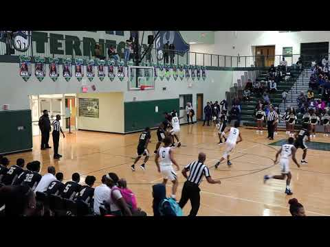 Varsity Boys Basketball Lithonia High School @ Arabia Mountain High School 2018