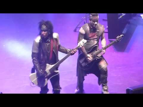 Sixx:A.M. - Full Show, Live at The National in Richmond Va. on 5/7/16, Prayers for the Damned Tour!