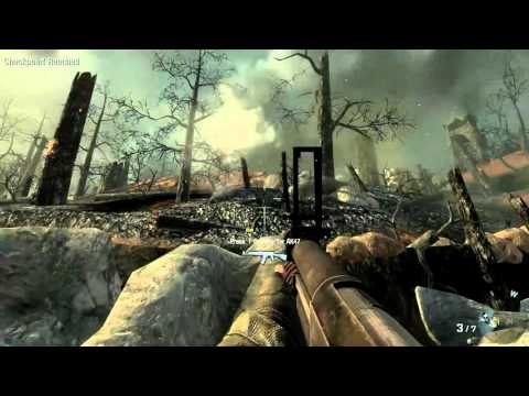 call of duty Black Ops สงครามเวียดนามกับกล้ามพี่วู๊ด(กรี๊ด!!!) Just 04