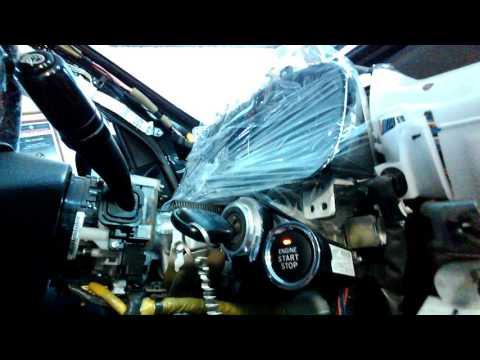 Старт - стоп на Toyota Land Cruiser Prado 120/ г.Барнаул