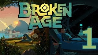 Broken Age Act 1 Walkthrough part 1