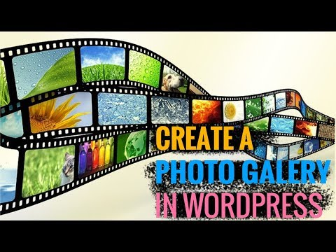 Create a Photo Album Gallery in WordPress Without a Plugin (2018)
