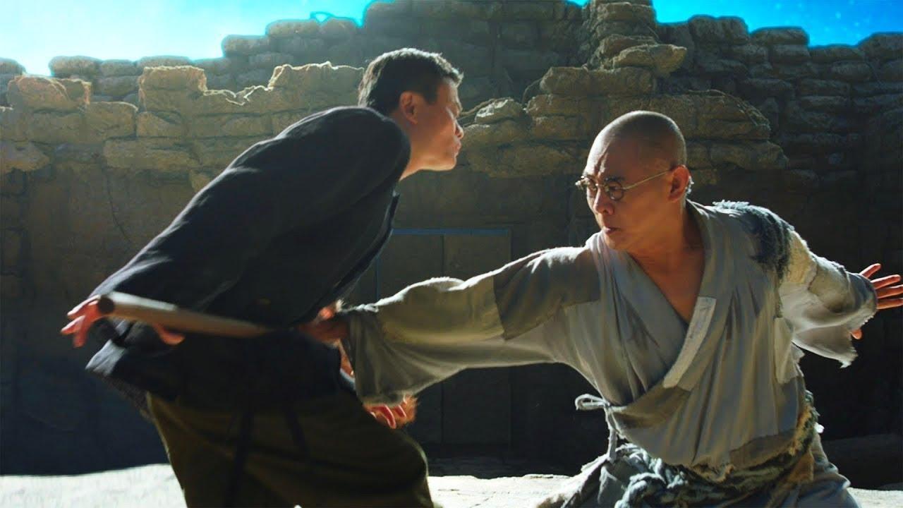 جيت لي الجديد تاي تشي فيلم GSD غونغ شو داو النسخة الكاملة