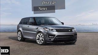 Hot News  !!!! 2018 Range Rover Sport SVR   spec & price