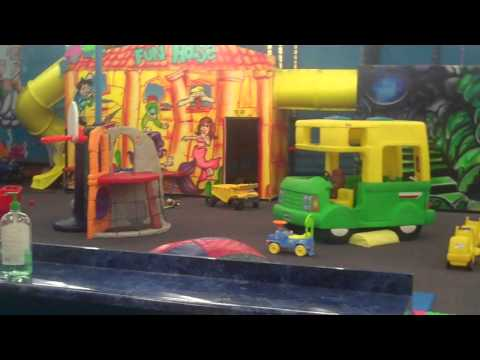 Woodland Hills Indoor Playground (Under The Sea) - 10