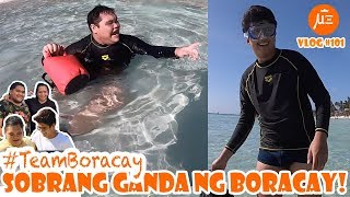 NAHARANG SI BABY BOY SA AIRPORT (BORACAY DAY 1 of 4) | VLOG #102