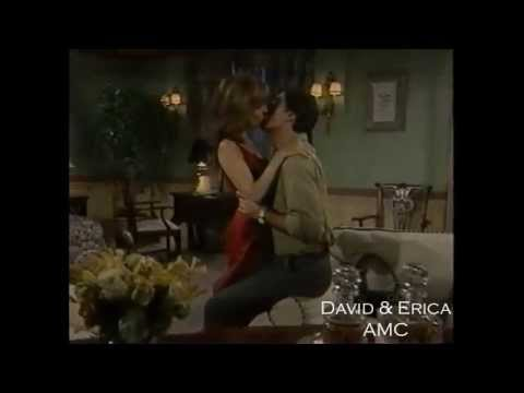 Undress You With My Eyes [David & Erica] September 17, 1999 All My Children