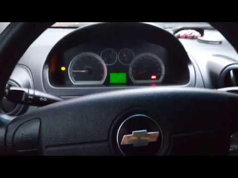 Замена датчика ABS Chevrolet Aveo T255(250)