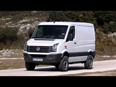 volkswagen crafter 4motion youtube. Black Bedroom Furniture Sets. Home Design Ideas
