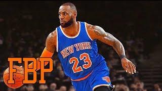 Should The Knicks Go After LeBron James?