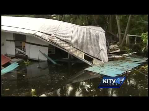 Rep. Colleen Hanabusa speaks on Iselle recovery efforts