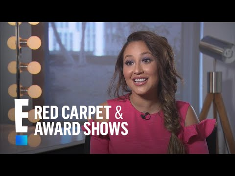 Adrienne Bailon Houghton Spills Beauty & Makeup Routine | E! Red Carpet & Award Shows