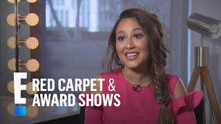 Adrienne Bailon Houghton Spills Beauty & Makeup Routine | E! Live from the Red Carpet