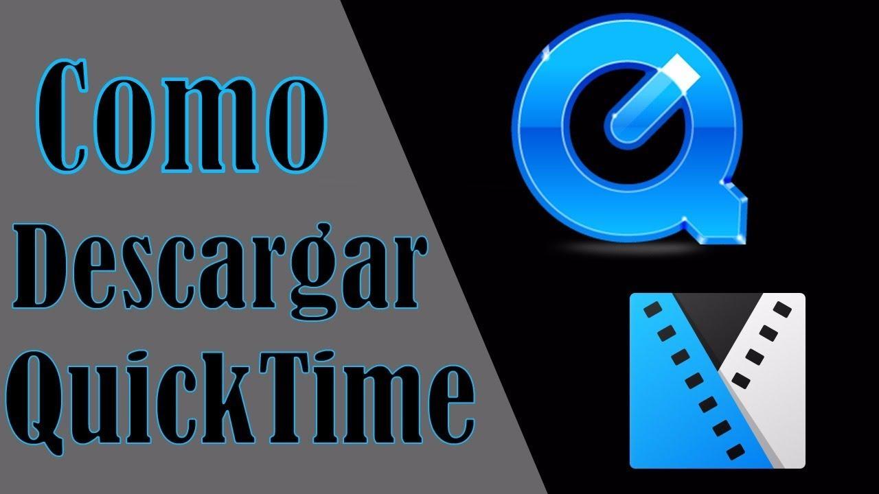 descargar quicktime para pc gratis