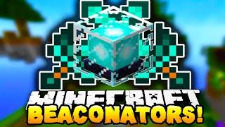 Minecraft - BEACONATORS DEFENCE! #2 (Epic PVP Mini-game) - w/ Preston, Woofless & Kenny