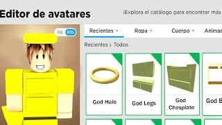 Wir haben den PROFILE eines FULL GOD in ROBLOX erstellt ROBLOX DEUTSCH ? BOOGA BOOGA SPANISCH