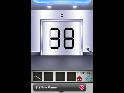 100 floors level 35 floor 35 solution youtube for 100 floors floor 35