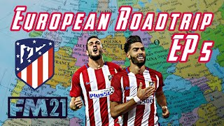 FM21 Atletico Madrid European Roadtrip Ep 5 Back To Germany Football Manager 2021