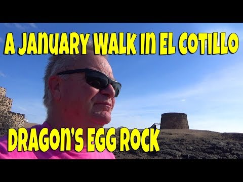 A January Walk In El Cotillo : What Is The Weather Like In Fuerteventura In January