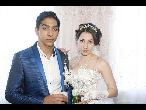 Цыганская свадьба. Красавцы молодожены. Миша и Русалина. Часть 15