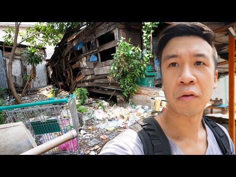 Inside Bangkok's Largest Slum