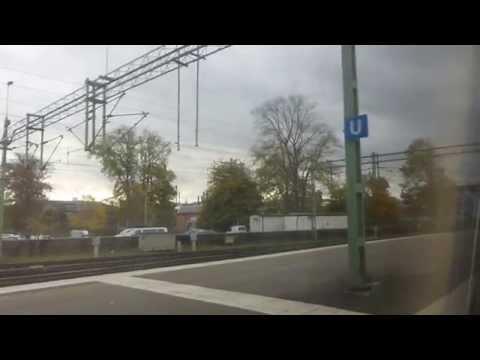 Train Stockholm-Gothenburg (Göteborg)   Sj