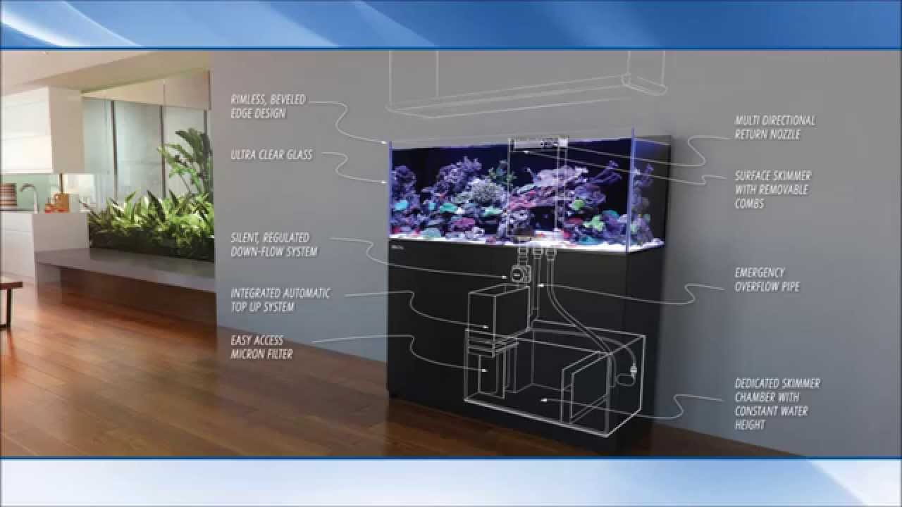 The Red Sea Reefer Aquariums From Complete Aquatics Youtube