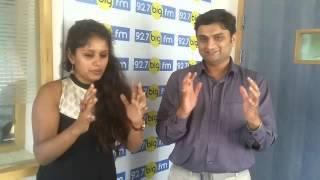 With RJ Rashmi