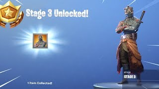 How To UNLOCK The Prisoner Skin STAGE 3 in Fortnite (Map Location)