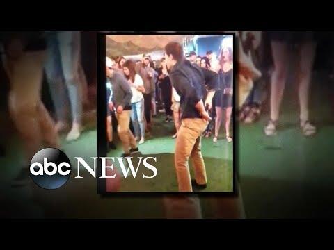 FBI agent's gun discharges on dance floor